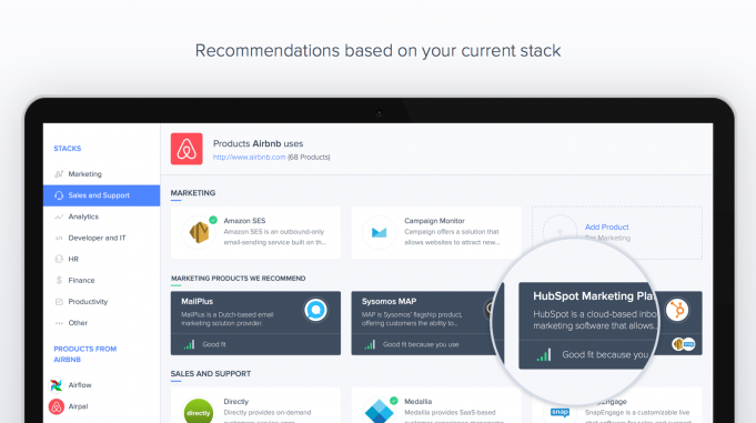 Siftery - Tools For Startups