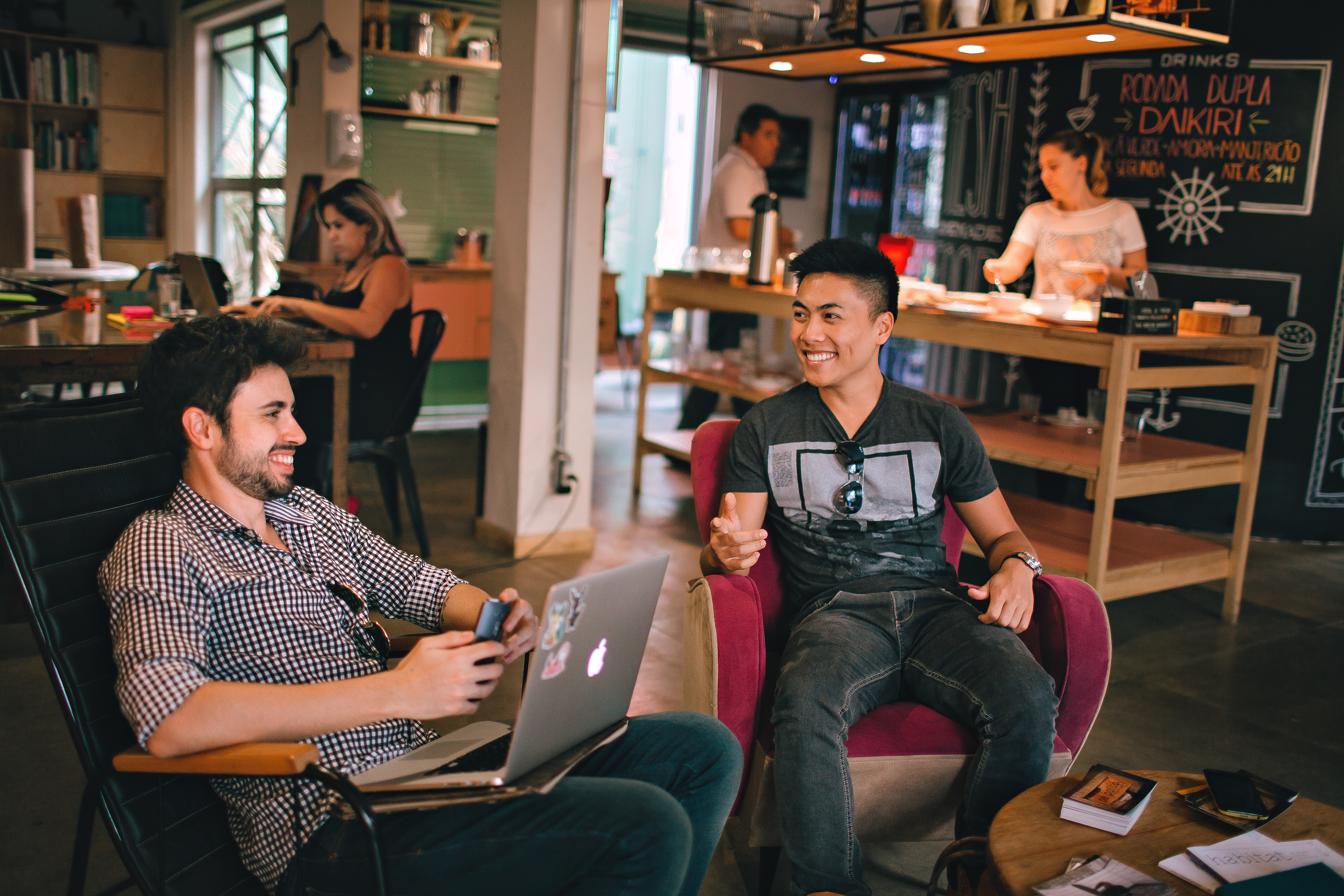 How Coworking Spaces Help Combat Freelance Isolation