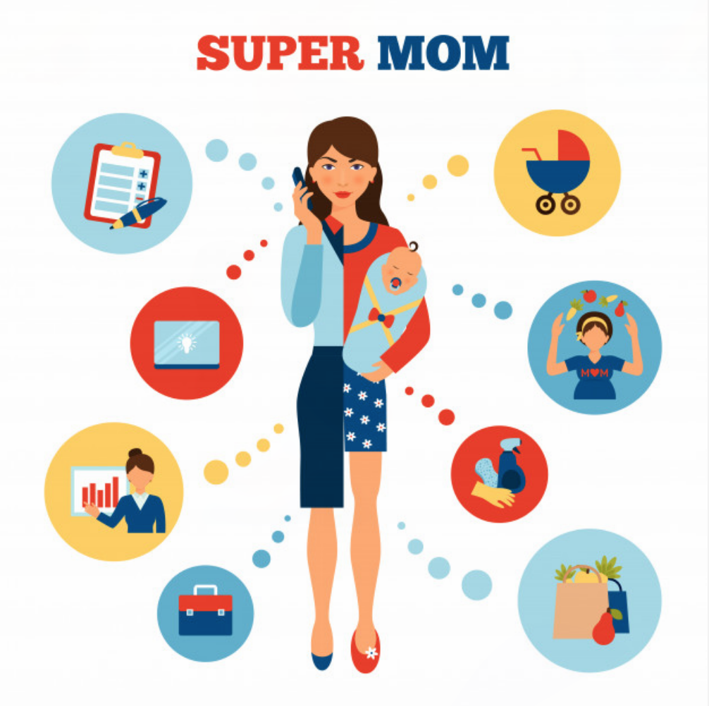 Working mom - MyStartupLand