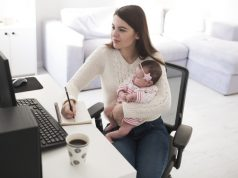 Childcare - Working Mother