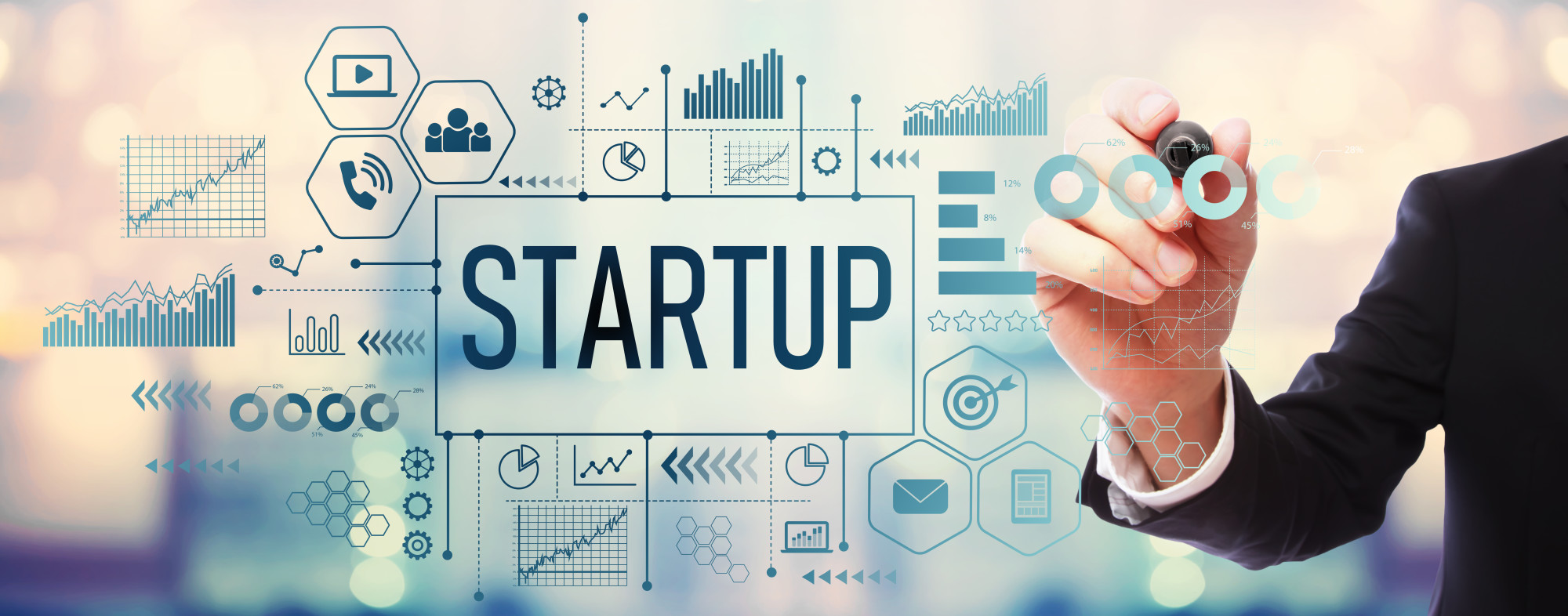 7 Tips for Startups on Marketing with Social Media